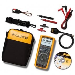 Multimetro digitale evoluto Fluke 289 + software FlukeView Forms