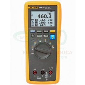 Fluke 3000 FC Multimetro Digitale Wireless