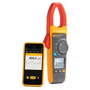 Fluke 374FC Multimetro a Pinza RMS 600A AC/DC - (Smartphone non compreso)