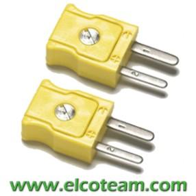 80CK-M Mini-connettori maschi (tipo K)