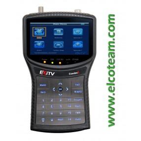 Misuratore di campo con Spettro Exitv ComboX Plus