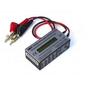 ACT CHROME Tester per Batterie al Piombo 12 Volt