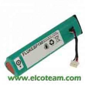 Batteria di Ricambio FLUKE BP190