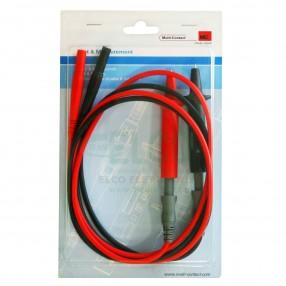 Multi-Contact E4S-145 Set Puntali di Sicurezza Regolabili - Confezione