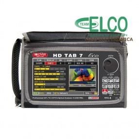 """Rover HD Tab 7 Evo Misuratore di campo Professionale con display 7"""" Touchscreen e ingresso ottico"""