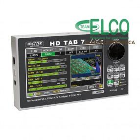 Rover HD Tab 7 Lite misuratore di campo combinato