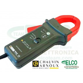 Chauvin Arnoux PAC12 Pinza Amperometrica AC/DC