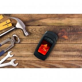 Seek Reveal XR Termocamera Compatta Extended Range colore nero con Illuminatore a LED