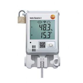 Testo Saveris 2-H1 Data Logger WiFi Temperatura e Umidità 0572 2004