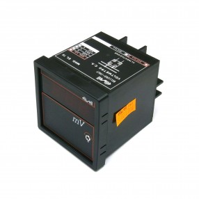 Voltmetro digitale da pannello 999 mVAC alimentazione 220VAC Eliwell SD023701