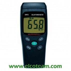 Solarimetro Multimetrix SPM72