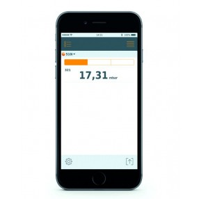 Testo 510i Manometro Differenziale Bluetooth Smart Probes