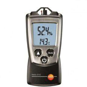Testo 610 Termoigrometro Digitale Compatto
