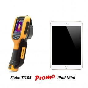 Termocamera Fluke Ti105 + Apple Ipad Mini