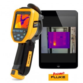 Promo Fluke TiS45 Termocamera 160x120 + Apple iPad Mini