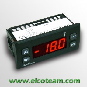 Eliwell TM10C0000D700 Termometro a pannello per sonde PTC