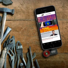 Seek CompactPRO Termocamera 320x240 per Smartphone Android