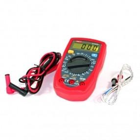 UNI-T UT33C Multimetro Digitale con Funzione Temperatura
