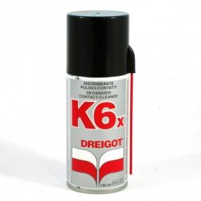 Dreigot K6x Spray Disossidante Pulisci Contatti 150ml