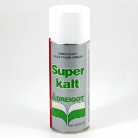 Dreigot Super Kalt Spray Raffredante Cerca Guasti 400ml