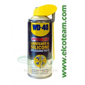 spray wd 40 lubrificante al silicone 400ml. Black Bedroom Furniture Sets. Home Design Ideas