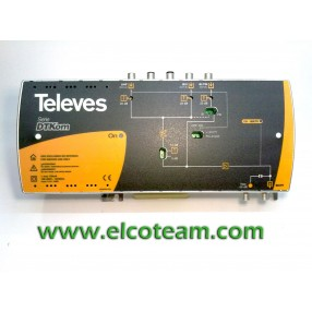 Centralino Televes DTKom 5340