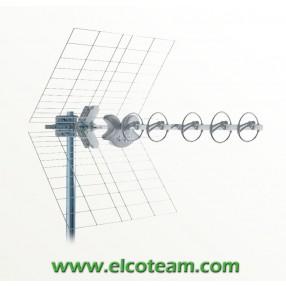 Antenna Fracarro ALPHA 5 HD
