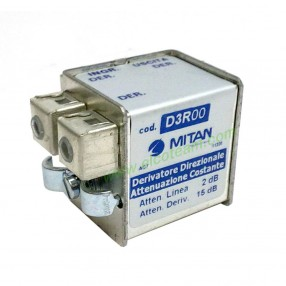 Derivatore 3 vie -15dB Mitan D3R00