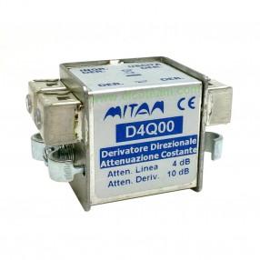 Derivatore 4 vie -20dB Mitan D4S00