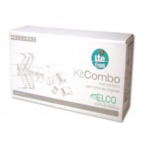 Fracarro Kit 9 LTE cod. 217929