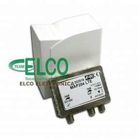 Fracarro MAP204LTE Amplificatore da palo cod. 223511
