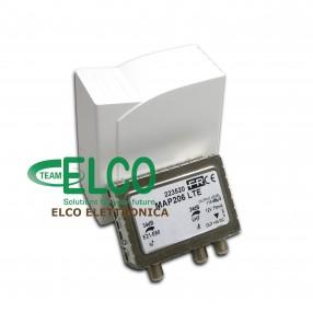 Fracarro MAP206LTE Amplificatore da palo cod. 223520