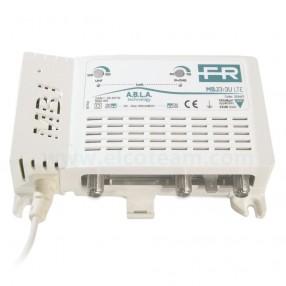Fracarro MBJ3r3U LTE Centralino TV 2 ingressi 35dB