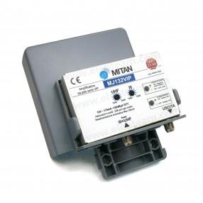 Mitan MJ132VIP Amplificatore da palo 1 ingresso, 2 regolazioni, tecnologia VIP