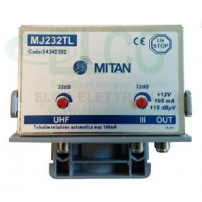 Amplificatore da palo Mitan MJ232TL