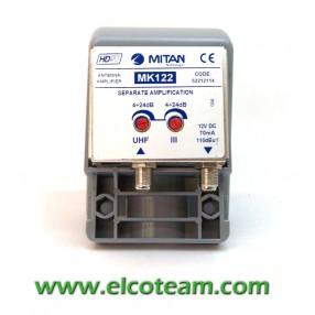 Amplificatore da palo Mitan MK120