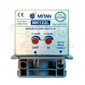 Amplificatore da palo Mitan MK122L