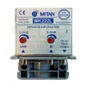 Amplificatore da palo Mitan MK222L