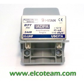 Amplificatore da palo Mitan MP120T