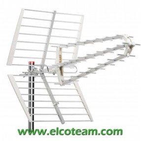Antenna Exitv Topline UHF 46 Elementi