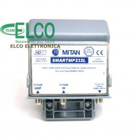 Amplificatore da palo Mitan SMARTMP232L