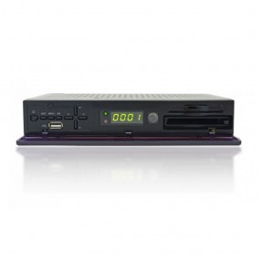 Edison Piccollo 3 in 1 Plus Decoder combinato DVB-T2 e DVB-S2