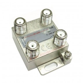 Derivatore 2 vie -10 dB Fracarro DE2-10 cod. 280714