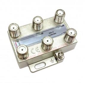 Derivatore 4 vie -14 dB Fracarro DE4-14 cod. 280719