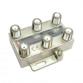 Derivatore 4 vie -18 dB Fracarro DE4-18 cod. 280720