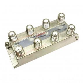 Derivatore 6 vie -25 dB Fracarro DE6-25 cod. 280724