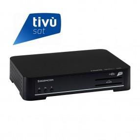 Sagemcom DSI83 HD decoder tivùsat HD con tessera