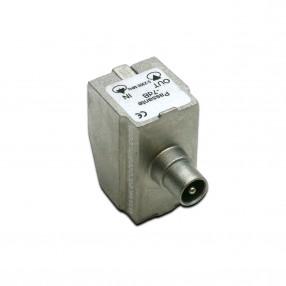 Mitan FR353 Frutto presa TV (spina IEC) derivata -7dB in pressofusione