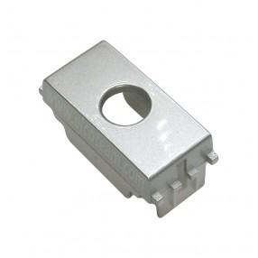Vimar Plana Silver - adattatore a un foro