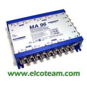 Multiswitch Attivo Dual Feed 6 utenze LEM MA96